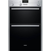 Siemens HB13MB521B Double Built In Electric Oven - Stainless Steel