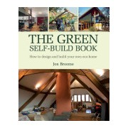 Green Self-Build Book - How to Design and Build Your Own Eco-Home (Broome Jon)(Paperback) (9781903998731)