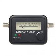 Gamogo 9502 Buscador de señal satelital Buscador de señal Digital Receptor de TV con Puntero