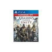 Game Assassin's Creed Unity (Versão em Português) Hits - PS4