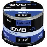 DVD+R4,7 INT50 - Intenso DVD+R 4,7GB, 50-er CakeBox