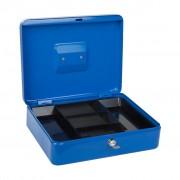 Cutie valori,76/3A, marime mare,90 x 250 x 180 mm,Planet Safe,albastra