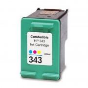 Tinteiro Compativel HP 343 Colorido (C8766E)