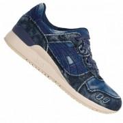 "ASICS GEL-Lyte III ""Japanese Denim"" Sneakers H7D3N-4949 - blauw - Size: 39,5"