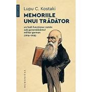 Memoriile unui tradator/Lupu Kostaki