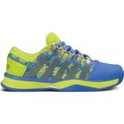 K Swiss tennisschoenen HyperCourt 50th dames geel/blauw mt 37,5