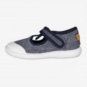 Polarn O. Pyret Kavat mölnlycke tx sandal mörk marinblå 25