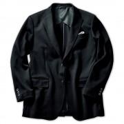 スーパー120'Sウール混ジャージージャケット ドルシス アウター 【ライトアップショッピングクラブ】