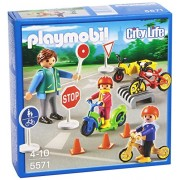 Playmobil Children with Guard Crossing