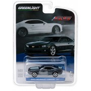 2012 Chevrolet Camaro SS Ashen Gray General Motors Collection Series 1 1/64 by Greenlight 27870 D