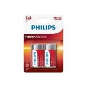 Philips 1,5 Volt batterijen 2 stuks