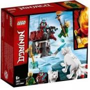 Конструктор Лего Нинджаго - Пътешествието на Lloyd, LEGO NINJAGO, 70671