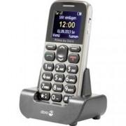 Primo by DORO 215 telefon pro seniory nabíjecí stanice béžová
