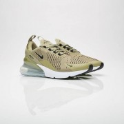 Nike Wmns Air Max 270 Neutral Olive/Black-Barely Volt-White