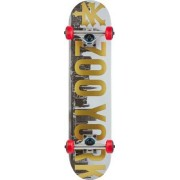 Zoo York Skateboard Complet Zoo York Mini (Skyline Gold)