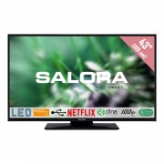 Salora Full HD LED-televisie 43LED43BFS1000