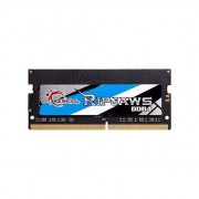 G.Skill Ripjaws - DDR4 - 8 GB - SO-DIMM PIN 260-2666 MHz / PC4-21300 - CL19 - 1,2 V - Unbuffered - Non-ECC (F4-2666C19S-8GRS)