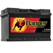 Banner Starting Bull 57029 jobb+ 70Ah / 640A akkumulátor