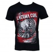 tricou stil metal bărbați Lacuna Coil - Dark Adrenaline - PLASTIC HEAD - PH5996
