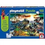 Pirate Island Playmobil Jigsaw Puzzle 150-Piece