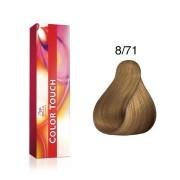 WP vopsea demi-permanenta COLOR TOUCH Deep Browns 8/71, 60 ml