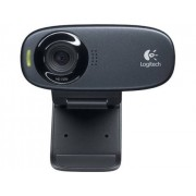 Logitech Webcam C310 (HD - Microfone Incorporado)