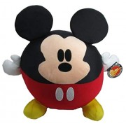 Disney Park Mickey Mouse Round Stuffed Doll - Large