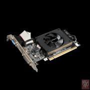 Gigabyte GV-N710D3-2GL, GeForce GT 710, 2GB/64bit DDR3, VGA/DVI/HDMI, Gigabyte cooling