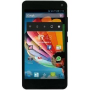 "Telefon mobil Mediacom PhonePad Duo G501, Procesor Quad-Core MTK6582M 1.3GHz, IPS LCD capacitive touchscreen 5"", 512MB RAM, 4GB Flash, Wi-Fi, 3G, Dual Sim (Rosu) + Cartela SIM Orange PrePay, 6 euro credit, 4 GB internet 4G, 2,000 minute nationale si inter"