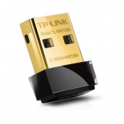 Adaptador Inalambrico USB TP-LINK TL-WN725N 2.4Ghz 802.11n 150Mbps
