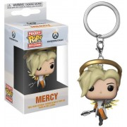 Funko POP! KEYCHAIN OVERWATCH MERCY
