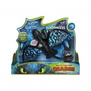 Como entrenar a tu dragon The Hidden World Toothless Deluxe Action Figure [Lights & Sounds]