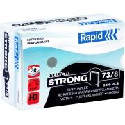 Capse Rapid Super Strong 73/8, 5000 buc/cutie - pentru HD 31