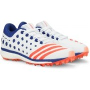 ADIDAS ADIZERO BOOST SL22 Cricket Shoes For Men(White)