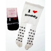 Maillot I love mommy - I love daddy