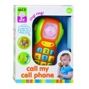 ALEX® Toys - Alex Jr. Call My Cell Phone 1986