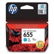 Cartus cerneala Cyan HP 655, CZ110AE