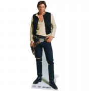 Star Cut Outs Star Wars Han Solo Cut Out