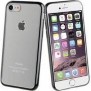 Skin Muvit Crystal Apple iPhone 7 Bumper Negru