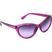6by6 Cat-eye Sunglasses(Violet)