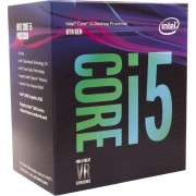 CPU Intel Core i5 8400 (2.8GHz do 4GHz, 9MB, C/T: 6/6, LGA 1151v2, cooler, 65W, UHD Graphic 630), 36mj