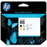 Cabezal de Impresión HP 88 - Negro y Amarillo