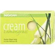 SODASAN Bio Pflegeseife - Lemongras