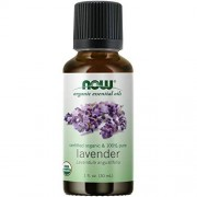 Now Foods Essential Aceites Now Lavender Aceite 100% Organic 1 Oz De Now Essential Aceites Aromaterapia