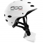 Casco Bicicleta Edición Limitada Fiat 500 Skate Bmx Blanco