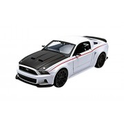 2014 Ford Street Mustang Racer White 1/24 by Maisto 31506