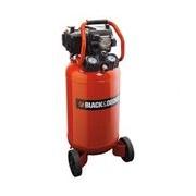 Black & Decker - BD 227-50V-NK - Compresor fara ulei, 1500 W, 222 l/min, 50 l, 10 bar, monofazat