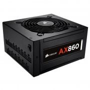 Sursa Corsair AX860W Modulara 80 + Platinum 860W Black