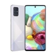 """Smartphone, Samsung GALAXY A71, DualSIM 6.7"""", Arm Octa (2.2G), 6GB RAM, 128GB Storage, Android10, Silver(SM-A715FZSUBGL)"""