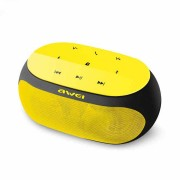 Awei Y200 Outdoor Night Light Touch Control TF Card Wireless Bluetooth Speaker with Mic for Phone